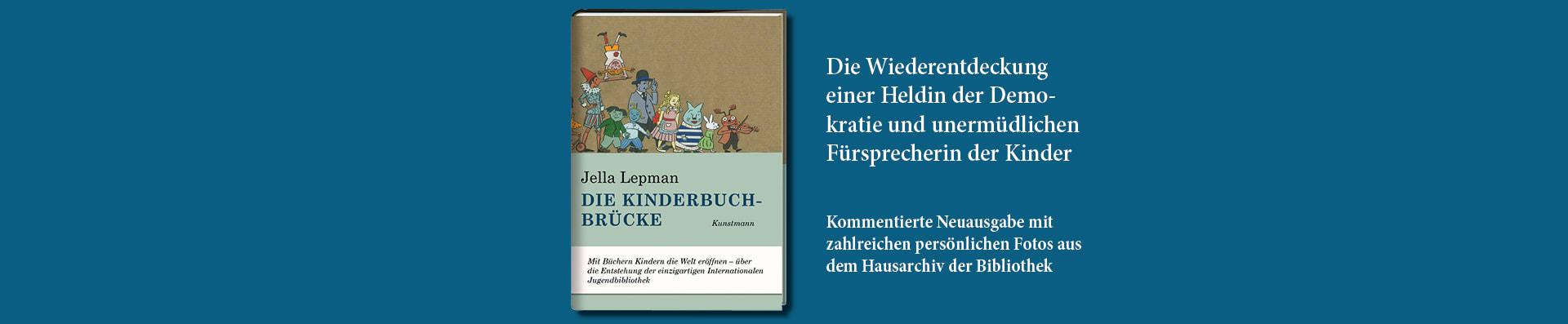 Lepman – Die Kinderbuchbrücke