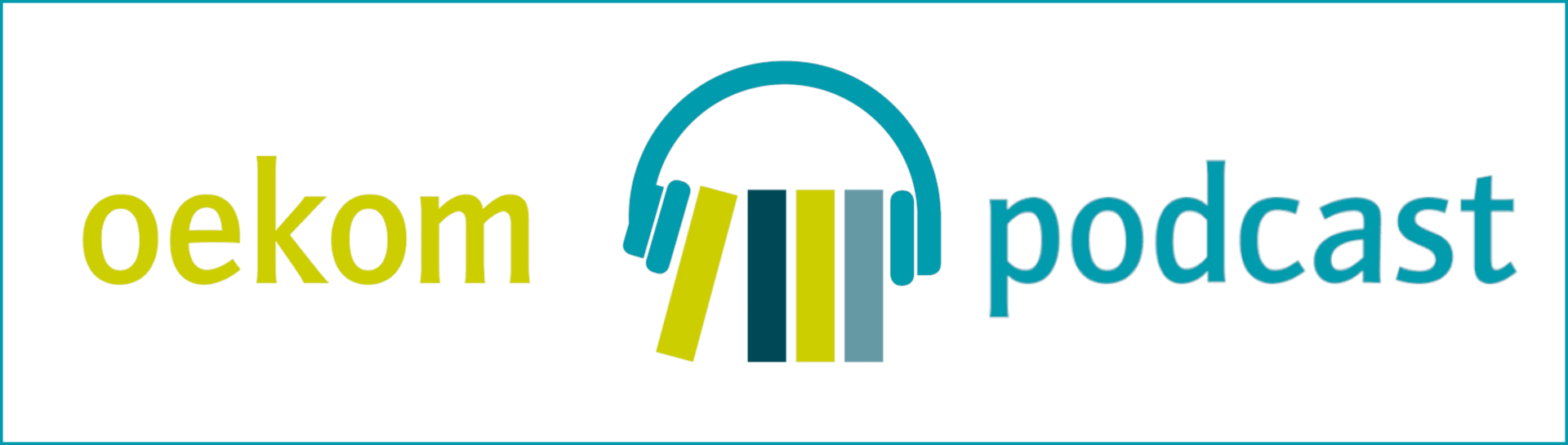 Logo des oekom podcasts
