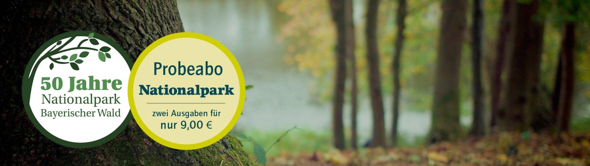 Kostenfeier Versand von Einzelheften der Zeitschrift Nationalpark
