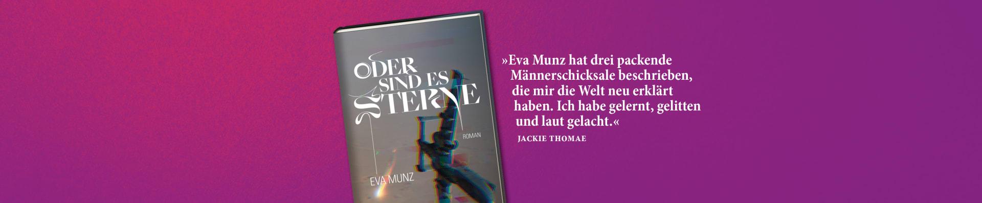 Eva Munz – Oder sind es Sterne