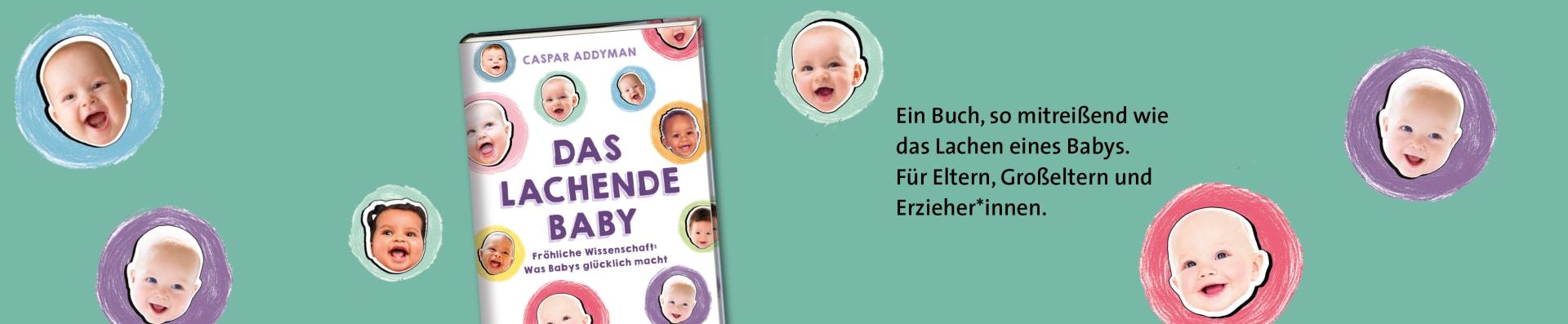 Caspar Addyman – Das lachende Baby