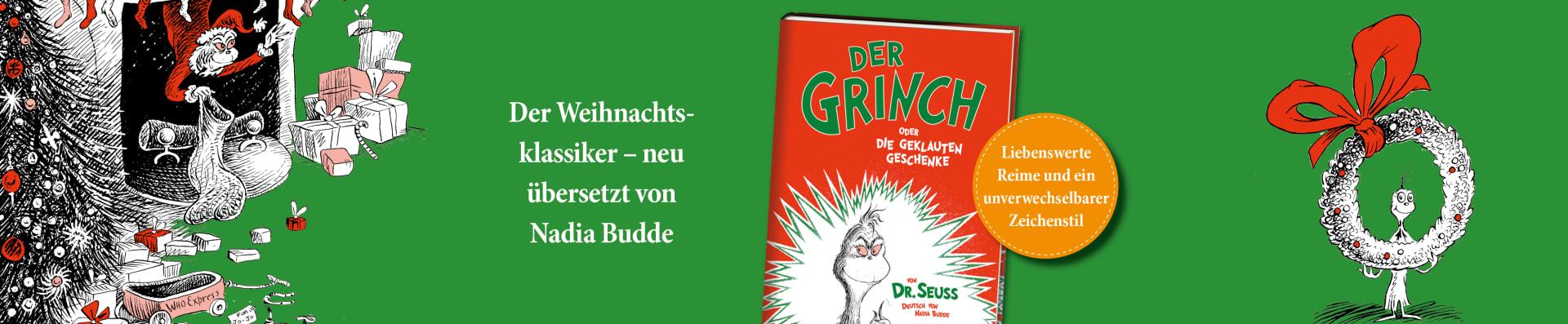Dr. Seuss – Der Grinch