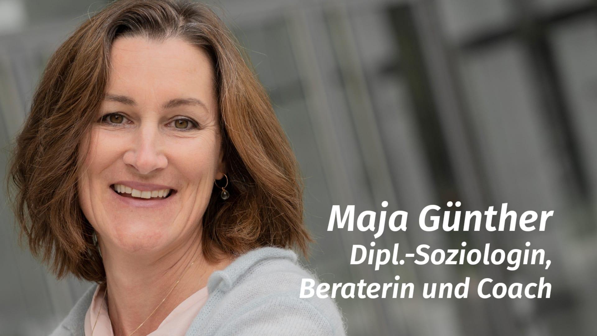 Maja Günther Autorenseite