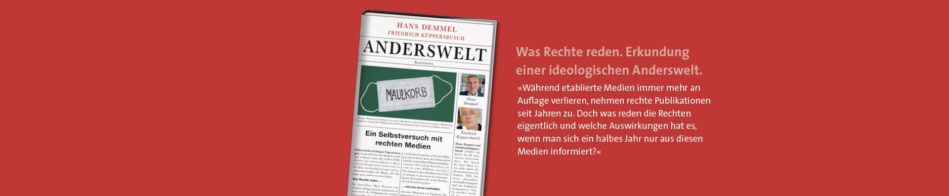 Hans Demmel / Friedrich Küppersbusch – Anderswelt