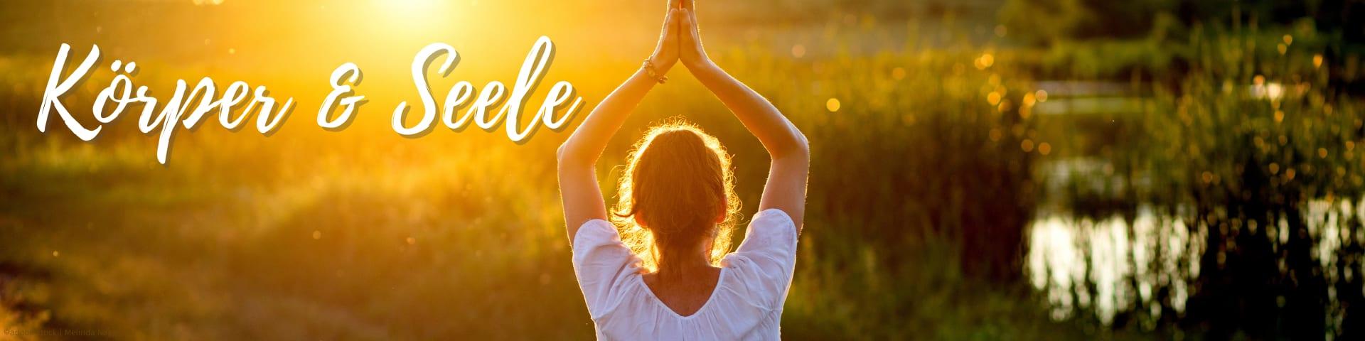 Rubrik Körper und Seele, Meditation