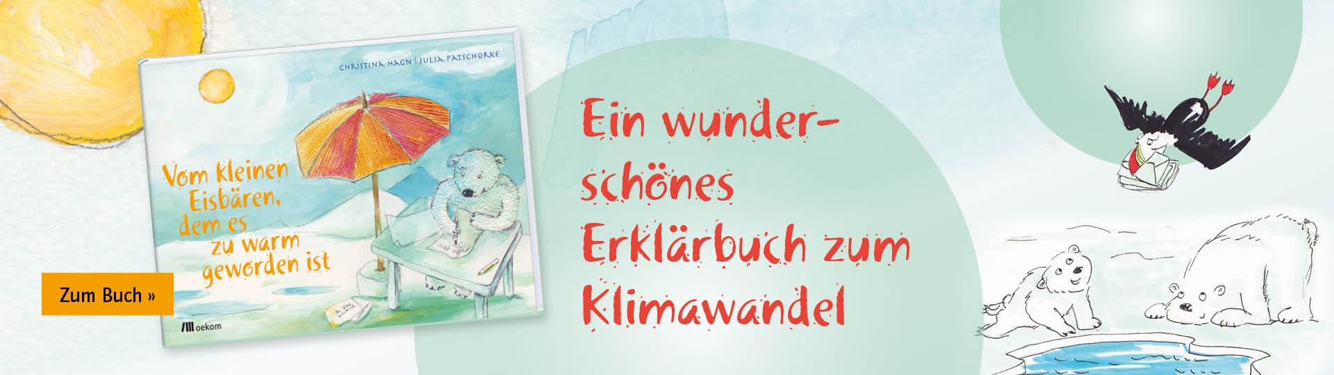 Kinderbuch zum Klimawandel