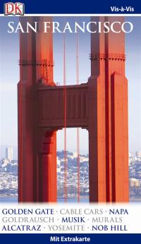 Coverbild Vis-à-Vis Reiseführer San Francisco, 9783734200083