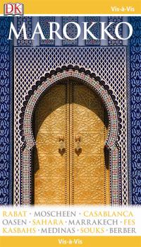 Coverbild Vis-à-Vis Reiseführer Marokko, 9783734200700