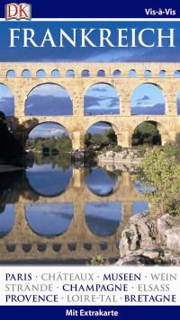 Coverbild Vis-à-Vis Reiseführer Frankreich, 9783734201165