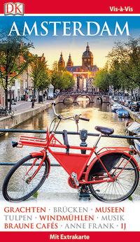 Coverbild Vis-à-Vis Reiseführer Amsterdam, 9783734201516