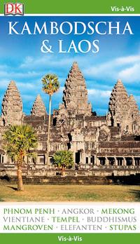 Coverbild Vis-à-Vis Reiseführer Kambodscha & Laos, 9783734201530