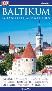 Coverbild Vis-à-Vis Reiseführer Baltikum. Estland, Lettland & Litauen, 9783734201578