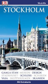 Coverbild Vis-à-Vis Reiseführer Stockholm, 9783734201592