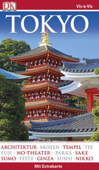 Coverbild Vis-à-Vis Reisefüher Tokyo, 9783734201622