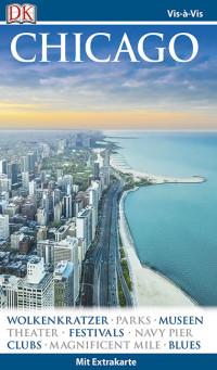 Coverbild Vis-à-Vis Reiseführer Chicago, 9783734201639