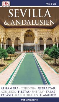 Coverbild Vis-à-Vis Reiseführer Sevilla & Andalusien, 9783734201684