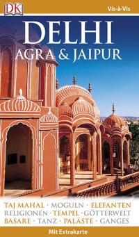 Coverbild Vis-à-Vis Reiseführer Delhi, Agra & Jaipur, 9783734201721