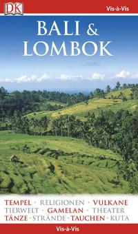 Coverbild Vis-à-Vis Reiseführer Bali & Lombok, 9783734201738