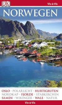 Coverbild Vis-à-Vis Reiseführer Norwegen, 9783734201752