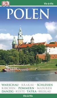 Coverbild Vis-à-Vis Reiseführer Polen, 9783734201783