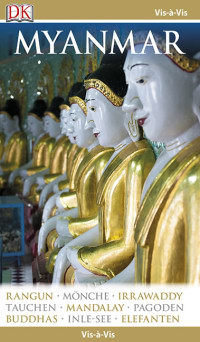 Coverbild Vis-à-Vis Reiseführer Myanmar, 9783734201790