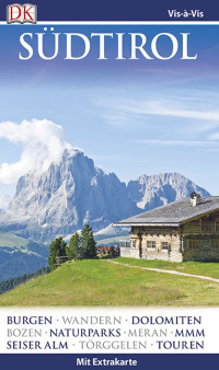 Coverbild Vis-à-Vis Reiseführer Südtirol, 9783734201868