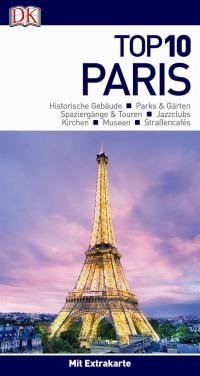 Coverbild Top 10 Reiseführer Paris, 9783734205330