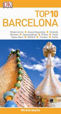 Coverbild Top 10 Reiseführer Barcelona, 9783734205347