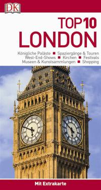 Coverbild Top 10 Reiseführer London, 9783734205385