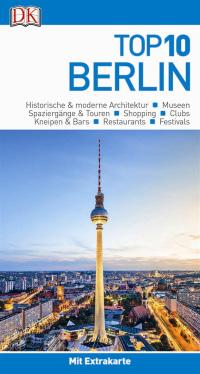 Coverbild Top 10 Reiseführer Berlin, 9783734205392