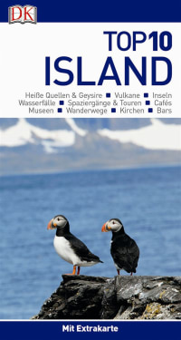 Coverbild Top 10 Reiseführer Island, 9783734205415