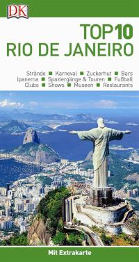 Coverbild Top 10 Reiseführer Rio de Janeiro, 9783734205422