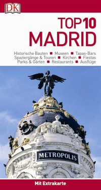 Coverbild Top 10 Reiseführer Madrid, 9783734205446