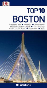 Coverbild Top 10 Reiseführer Boston, 9783734205453
