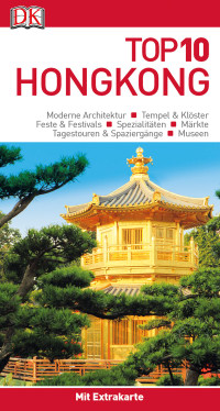 Coverbild Top 10 Reiseführer Hongkong, 9783734205484