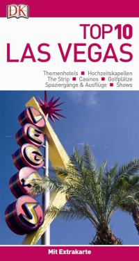 Coverbild Top 10 Reiseführer Las Vegas, 9783734205491
