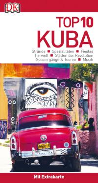 Coverbild Top 10 Reiseführer Kuba, 9783734205521