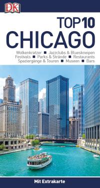 Coverbild Top 10 Reiseführer Chicago, 9783734205545