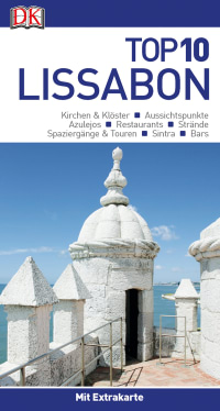 Coverbild Top 10 Reiseführer Lissabon, 9783734205552