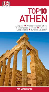 Coverbild Top 10 Reiseführer Athen, 9783734205583