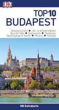 Coverbild Top 10 Reiseführer Budapest, 9783734205590