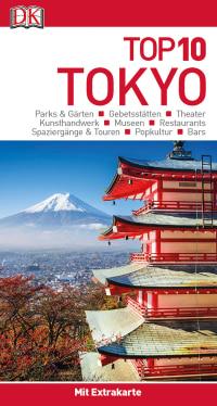 Coverbild Top 10 Reiseführer Tokyo, 9783734205606