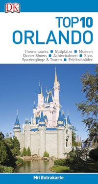 Coverbild Top 10 Reiseführer Orlando, 9783734205620