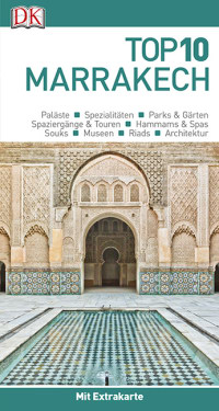 Coverbild Top 10 Reiseführer Marrakech, 9783734205637