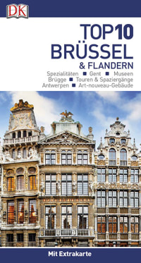 Coverbild Top 10 Brüssel & Flandern, 9783734205651
