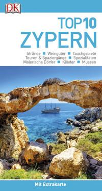 Coverbild Top 10 Reiseführer Zypern, 9783734205668