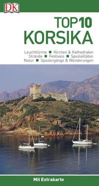 Coverbild Top 10 Reiseführer Korsika, 9783734205699