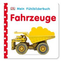 Coverbild Mein Fühlbilderbuch. Fahrzeuge, 9783831012527