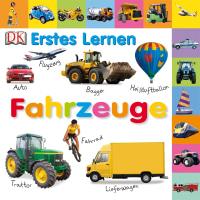 Coverbild Erstes Lernen. Fahrzeuge, 9783831014439