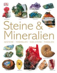 Coverbild Steine & Mineralien von Ronald L Bonewitz, 9783831014699